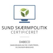 Certificering i sund skærmpolitik